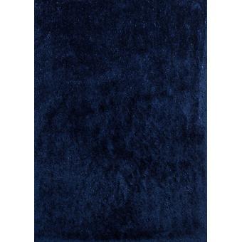 "31"" x 37"" Navy Polyester Mat Rug"