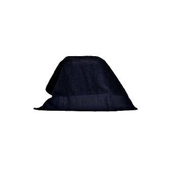 YSL YvesSaintLaurent Yves St. Laurent Towel Black 50cm x 90cm