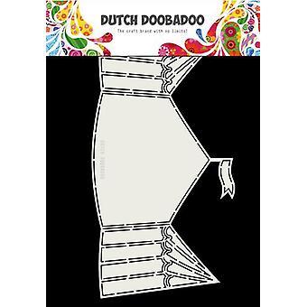 Hollandsk Doobadoo Card Art Circustent A4 470.713.778