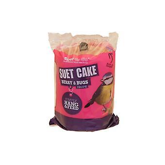 Suet zu gehen Beere & Bugs Suet Kuchen 350g