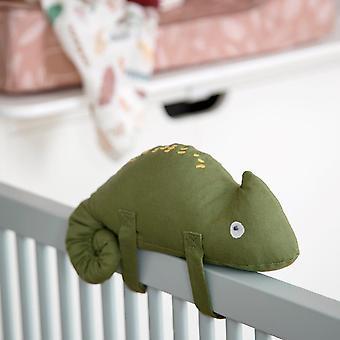 Sebra - musical pull toy - carley the chameleon