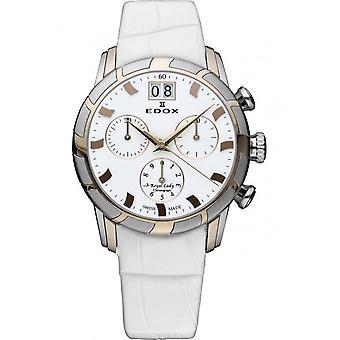 Edox - Wristwatch - Unisex - Royal Lady - 10018 357R AIR