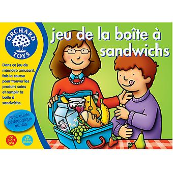 Lunch Box Game (French Language Edition)