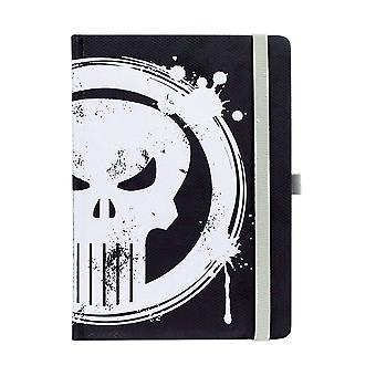 Premium A5 Notebook-The Punisher