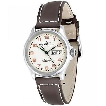 Zeno-watch mens watch basic retro 12836DD-f2