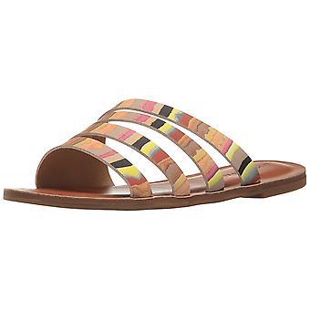 Lucky Brand Womens LK-Anika Open Toe occasionnels Slide Sandals