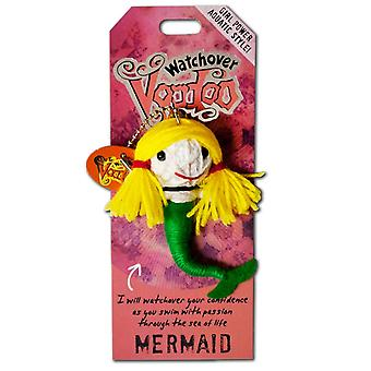 Watchover Voodoo Dolls Mermaid Voodoo Keyring