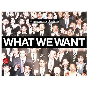 What We Want: Landscape as a Projection of People's Desires