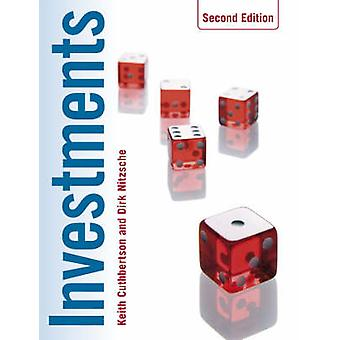 Investments (2nd Edition) by Keith Cuthbertson - Dirk Nitzsche - 9780