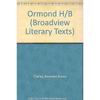 Ormond H/B by Brockden Brown Charles - 9781551113098 Book