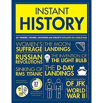 Instant History - Key thinkers - theories - discoveries and concepts e