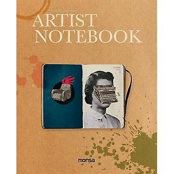 Artist Notebook - 9788415829904 Book