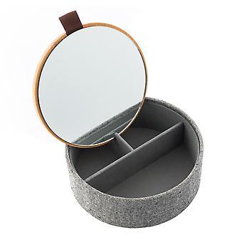 Boîte à bijoux avec Bambulock - Mibox