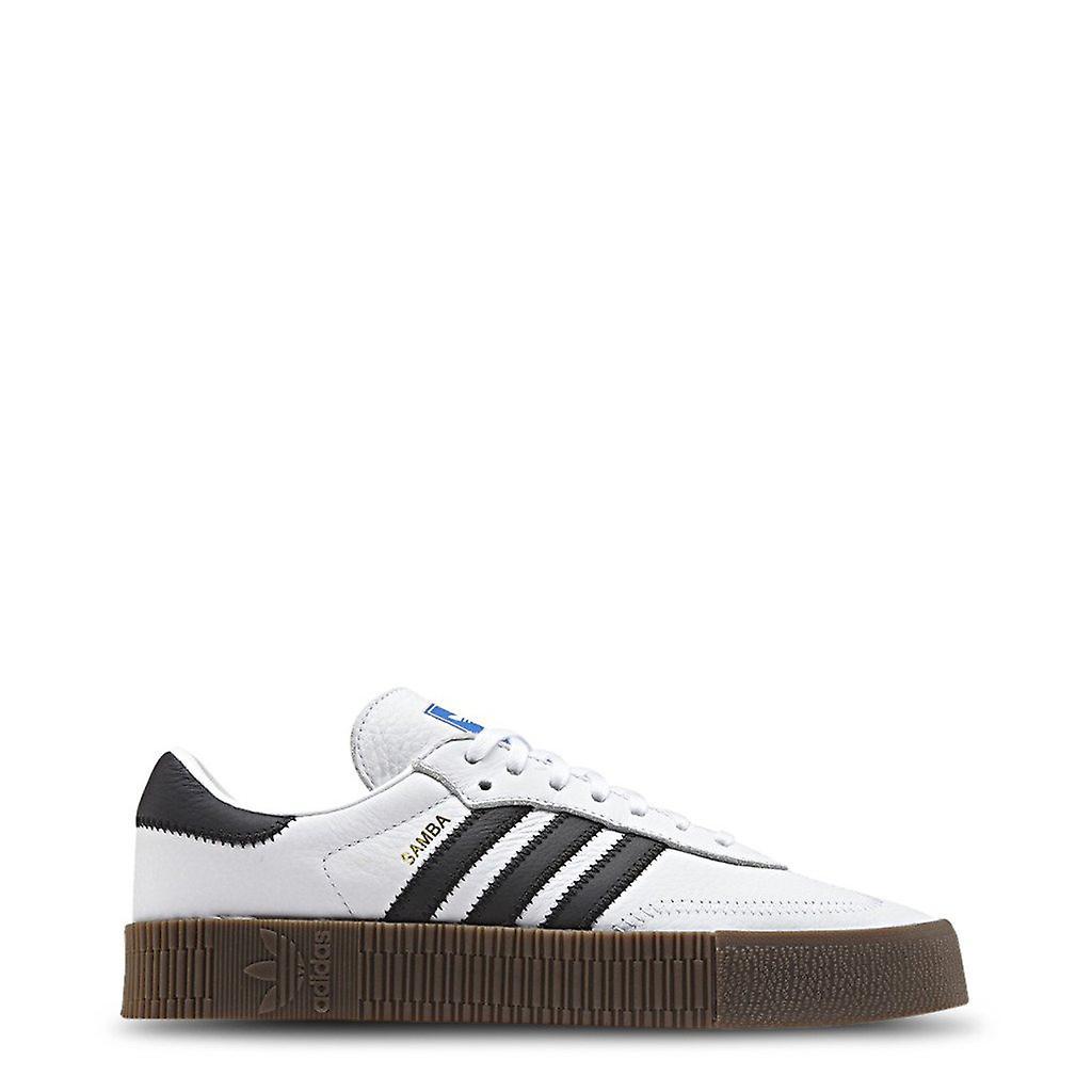 Adidas Damskie białe trampki -- AQ11727536 0exlF