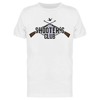 Shooter's Club Tee Men's -Image by Shutterstock Men's T-shirt