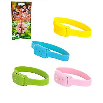 Aroma Insect Repellent Band Mosquitoes Stylish Protection Bracelets