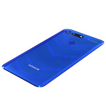 Original Housing part back cover, spare part for Honor View 20 – Blue