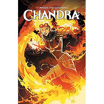 Magic The Gathering - Chandra by Vita Ayala - 9781684054275 Book