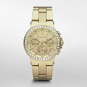 Michael Kors MK5623 Gold Tone Crystals Mini Dylan Ladies Watch
