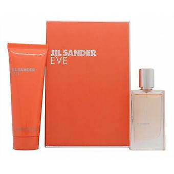 Jil Sander Eve gift set 30ml EDT + 75ml parfymerad kroppslotion