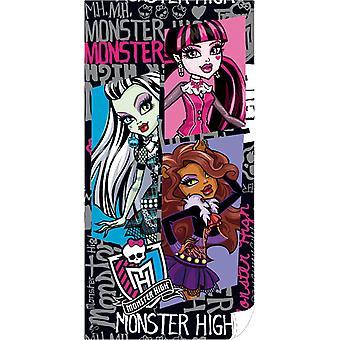 Monster High Towel Bath Towel 140 * 70cm cotton