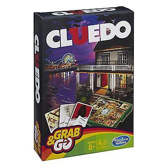 Cluedo - Grab and Go