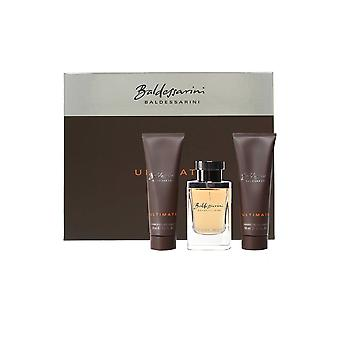 Ultimate Baldessarini Eau de Toilette Spray 50ml Chuveiro Gel 50ml, Gel de Chuveiro 50ml