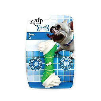 الكلب تشيو العظام الأخضر الدجاج نكهة طعم الأسنان جرو جامدة لعبة اللثة