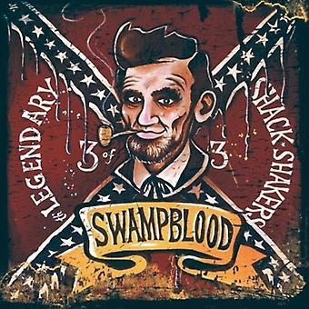 Legendary Shack Shakers - Swampblood [CD] USA import