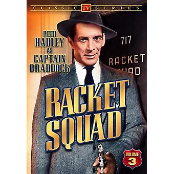 Racketen Squad - Racket Squad: Vol. 3 [DVD] USA import