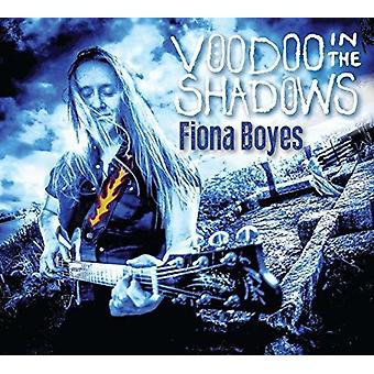 Fiona Boyes - Voodoo in the Shadows [CD] USA import
