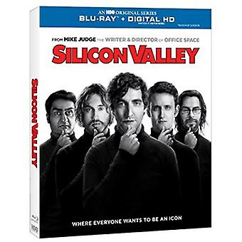 Silicon Valley: The Complete First Season [BLU-RAY] USA import