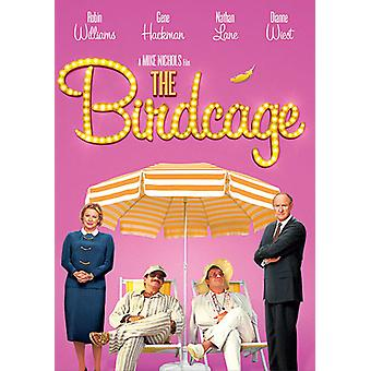Birdcage [DVD] USA import