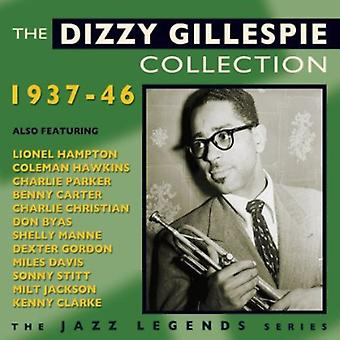 Dizzy Gillespie - Dizzy Gillespie Collection 1937-46 [CD] USA import