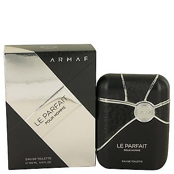 Armaf Le Parfait by Armaf Eau De Toilette Spray 3.4 oz / 100 ml (Men)