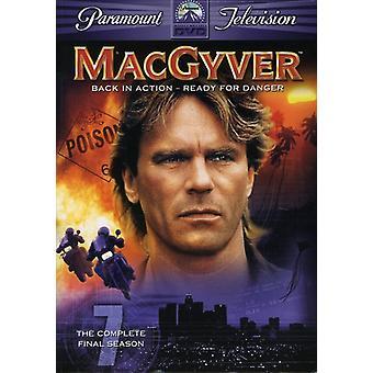 MacGyver - Macgyver: Final saison [DVD] USA import