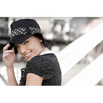 Lola Black women hat