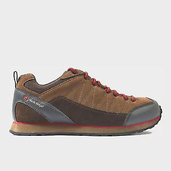 North Ridge Men's Quarry Approach Walking Shoes Brown
