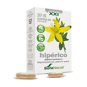 37 S Hypericum (XXI Formula) 30 capsules