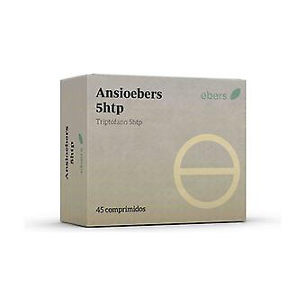 Ansioebers 5htp 45 tablets