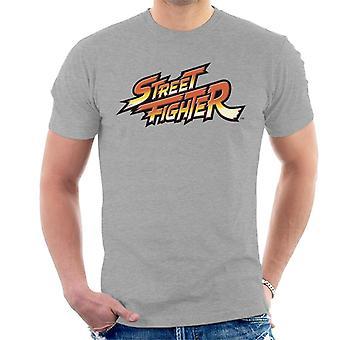 Street Fighter Logo Men's T-Shirt