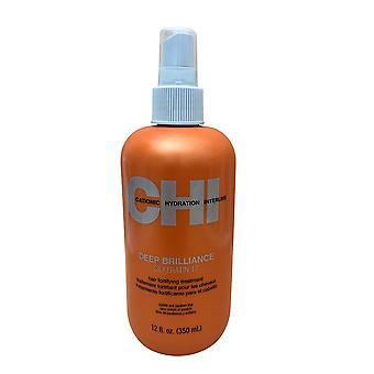 CHI Deep Brilliance Silkeratin 17 Haar forifying Treatment 12 OZ
