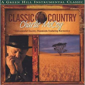 Charlie McCoy - Classic Country [CD] USA import