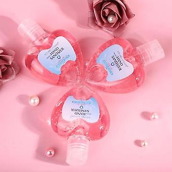 Heart-shaped Alcohol Free Washable Gel Free Hand Sanitizer 50ml