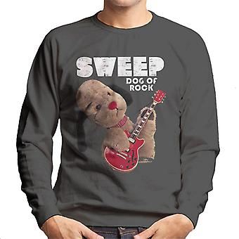 Roethond Van Rock Sweep Men's Sweatshirt