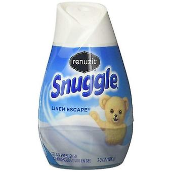 Renuzit Gel Air Freshener Snuggle Linen Escape