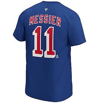 New York Rangers NHL Shirt #11 Mark Messier