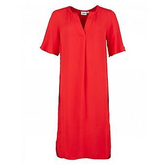 Saint Tropez Woven Tunic Dress