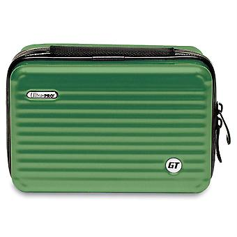 GT Luggage Deck Boxes - Green