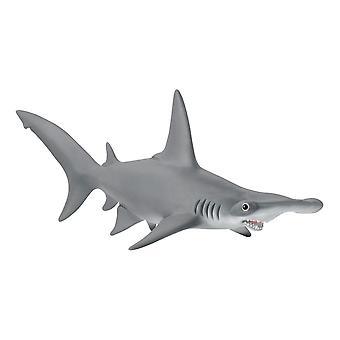 Schleich Hammerhead Shark Wild Life (14835) - Barn Leketøy